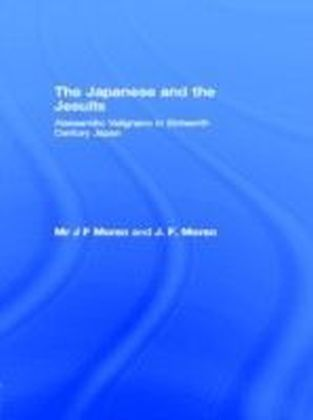 Japanese and the Jesuits