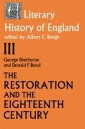 Literary History of England