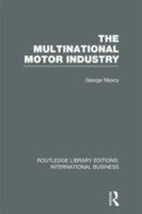 Multinational Motor Industry
