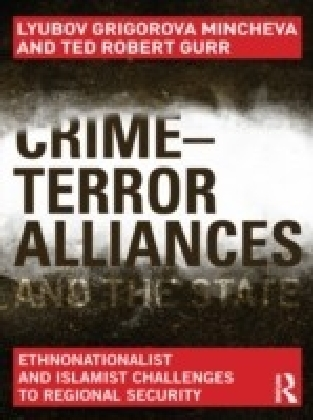 Crime-Terror Alliances and the State