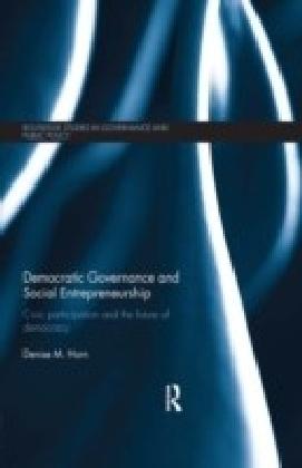 Democratic Governance and Social Entrepreneurship