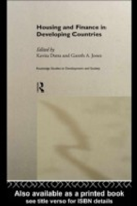 Housing and Finance in Developing Countries