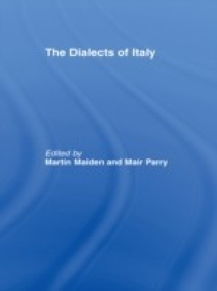 Dialects of Italy
