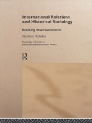 International Relations and Historical Sociology