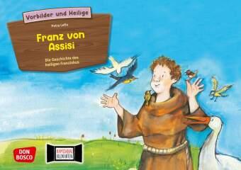 Franz von Assisi - Die Geschichte des heiligen Franziskus, Kamishibai Bildkartenset