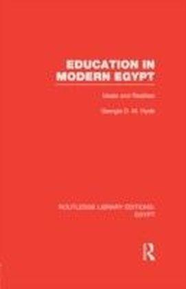 Education in Modern Egypt