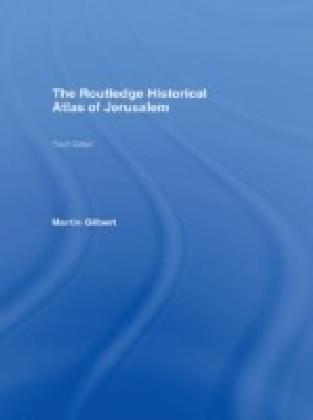Routledge Historical Atlas of Jerusalem
