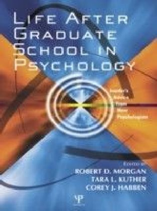 Life After Graduate School in Psychology