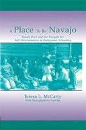 Place to Be Navajo