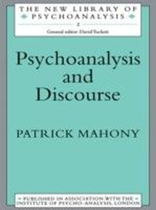Psychoanalysis and Discourse