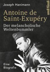 Antoine de Saint-Exupéry Cover