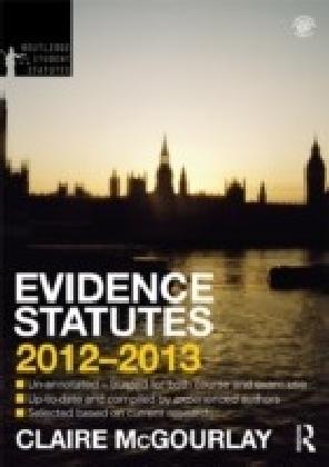 Evidence 2012-2013