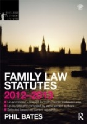 Family Law 2012-2013