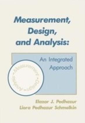 Measurement, Design, and Analysis