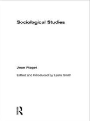 Sociological Studies