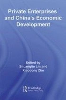 Private Enterprises and China's Economic Development