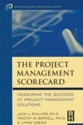 Project Management Scorecard