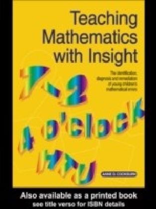 Teaching Mathematics with Insight