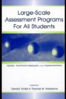 Large-scale Assessment Programs for All Students