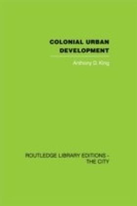Colonial Urban Development