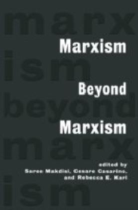 Marxism Beyond Marxism