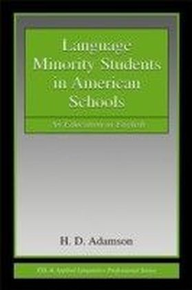 Language Minority Students in American Schools