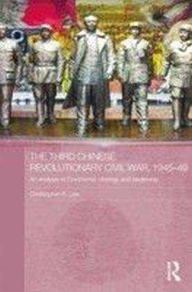 Chinese Third Revolutionary Civil War, 1945-49