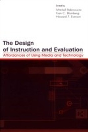 Design of Instruction and Evaluation