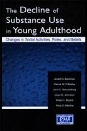 Decline of Substance Use in Young Adulthood