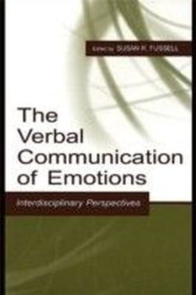 Verbal Communication of Emotions