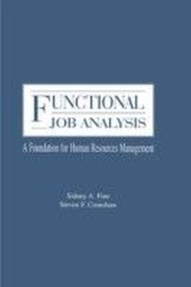 Functional Job Analysis