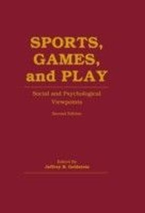 Sports, Games, and Play