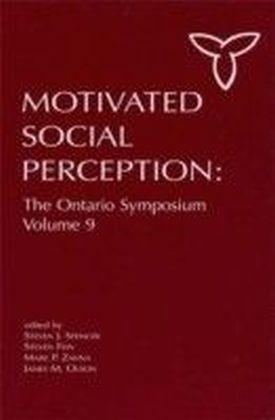 Motivated Social Perception