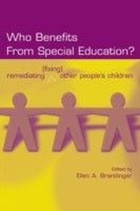 Who Benefits From Special Education?