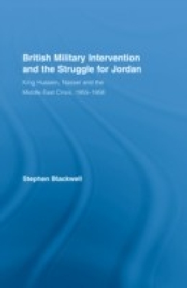 British Military Intervention and the Struggle for Jordan