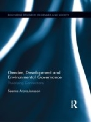 Gender, Development and Environmental Governance