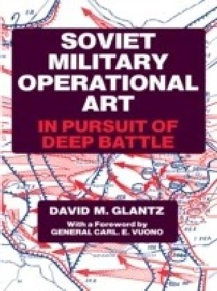 Soviet Military Operational Art