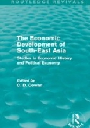 Economic Development of South-East Asia (Routledge Revivals)