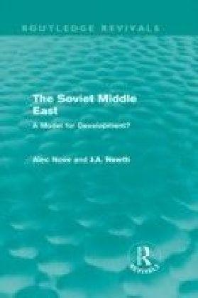 Soviet Middle East (Routledge Revivals)
