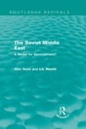 Soviet Middle East (Routledge Revivals)