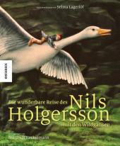 Die wunderbare Reise des Nils Holgersson mit den Wildgänsen Cover