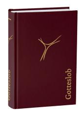 Gotteslob, Bistum Aachen, Schmuckausgabe, Cryluxe rot