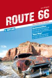 Route 66 - Neue Wege auf altem Asphalt Cover