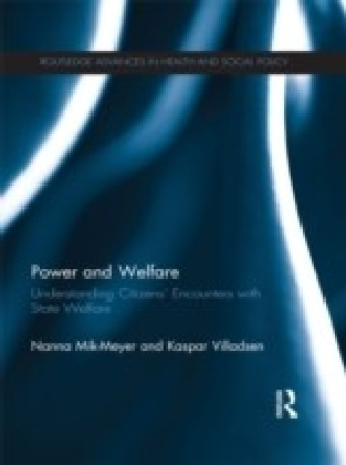 Power, Citizenship and Social Welfare
