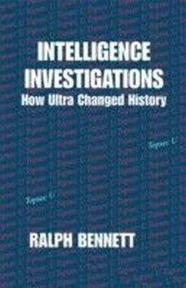 Intelligence Investigations