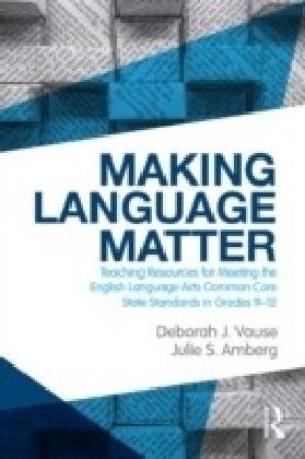 Making Language Matter