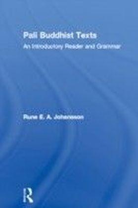 Pali Buddhist Texts
