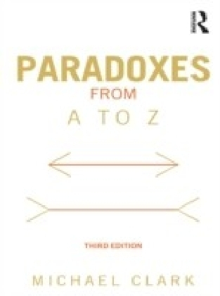 Paradoxes from A to Z third edition