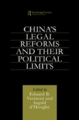 China's Legal Reforms and Their Political Limits