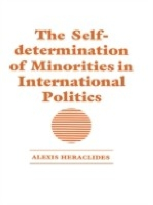 Self-determination of Minorities in International Politics